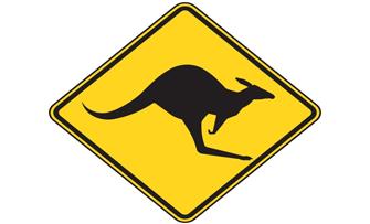 kangaroo-crossing-sign